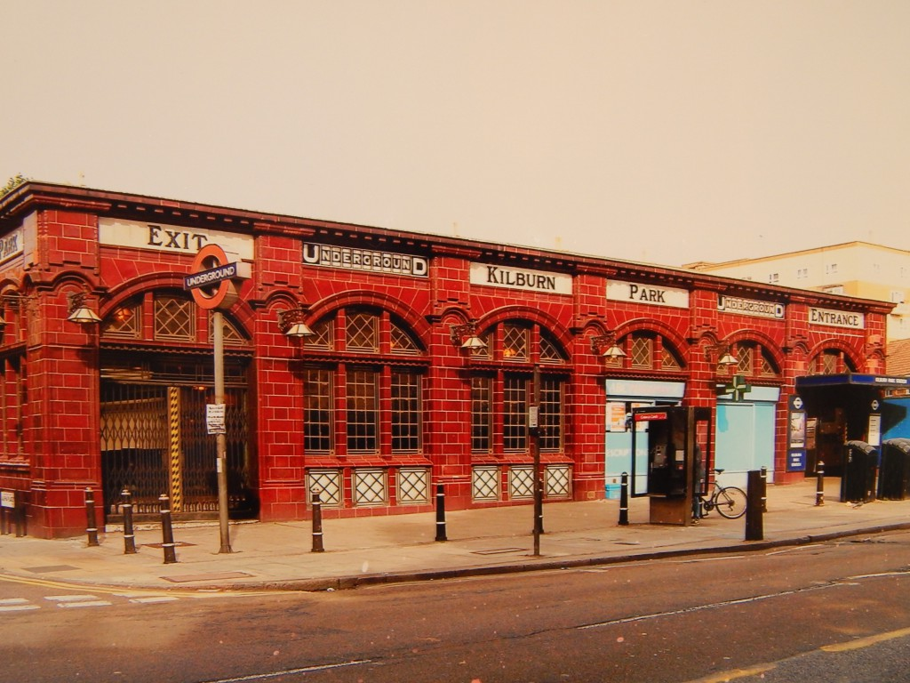 Kilburn Station May 2012